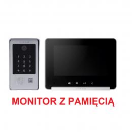 Zestaw Monitor wideodomofonu Vidos M690B S2 + Stacja Bramowa wideodomofonu S20DA