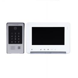 Zestaw Monitor wideodomofonu Vidos M690W + Stacja Bramowa wideodomofonu S20DA