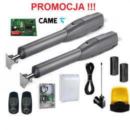 CAME ATS 6M 230V ATOMO + lampa led + antena radiowa
