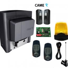 Napęd do bramy CAME BX PLUS ATOMO + lampa led + antena radiowa