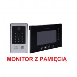 Zestaw Monitor wideodomofonu Vidos M670BS2 + Stacja Bramowa wideodomofonu S20DA