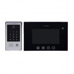 Zestaw Monitor wideodomofonu Vidos M670B + Stacja Bramowa wideodomofonu S20DA