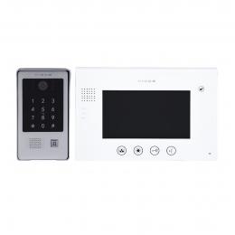 Zestaw Monitor wideodomofonu Vidos M670W + Stacja Bramowa wideodomofonu S20DA