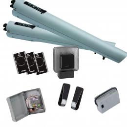 Faac S418 - zestaw + lampa led
