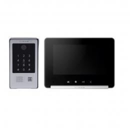 Zestaw  Monitor wideodomofonu Vidos M690B + Stacja Bramowa wideodomofonu S20DA